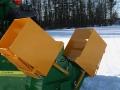 AT-251 hydraulinen lumen ohjaus