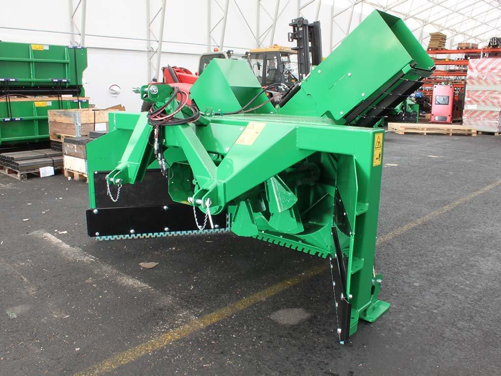 Paras Lumilinko Traktoriin