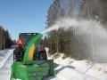 lumilinko traktori