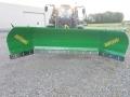 tractor snow plow