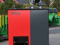 Veto 100 kW biomass heating boiler