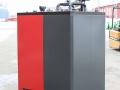 Veto 120 kW lämmityskattin savukaasuyhde