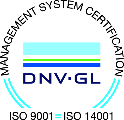 DNV ISO 9001 and ISO 14001
